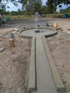 Well concrete