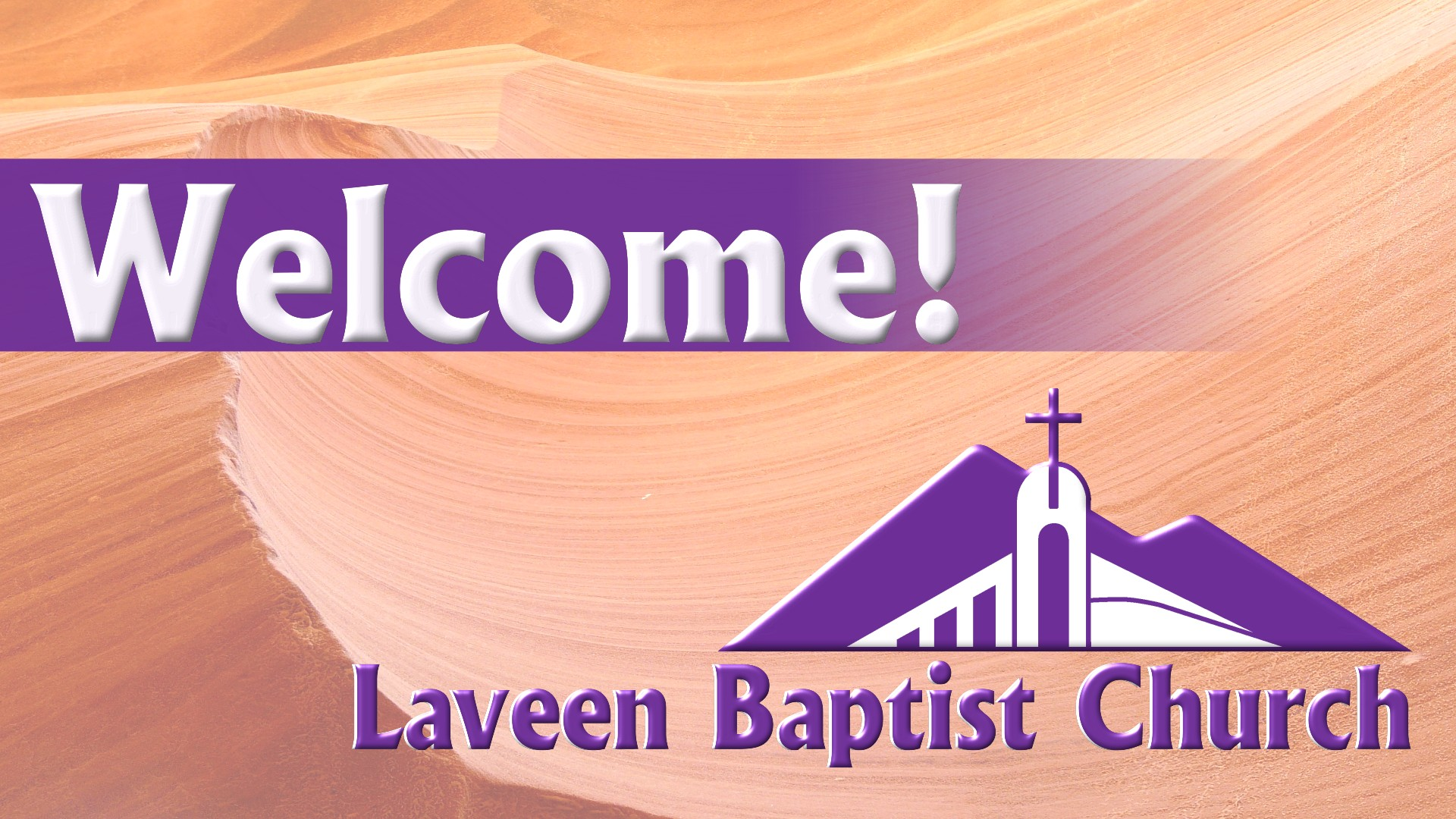 Laveen Baptist Church – Welcome to Laveen Baptist Church, a Bible